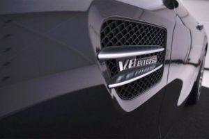Mercedes AMG GT V8 Biturbo