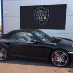Location Porsche Turbo Cabriolet Vannes